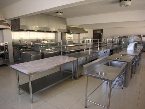 厨房设备的概念