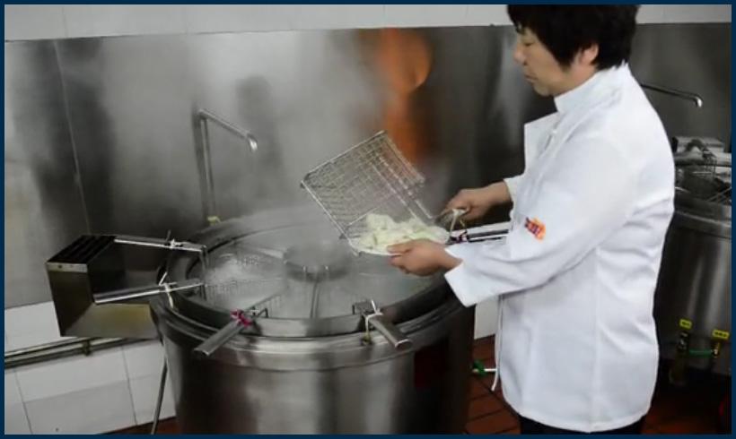 饺子锅煮饺子的方法技巧