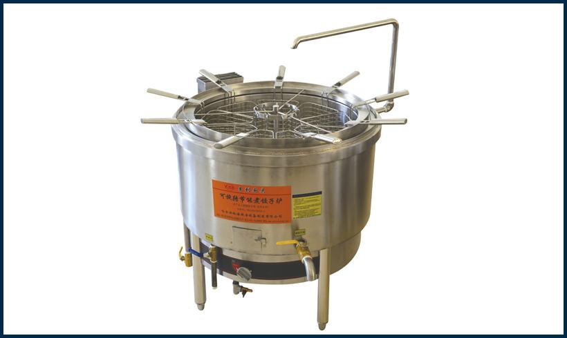 煮饺子锅-不锈钢九筐