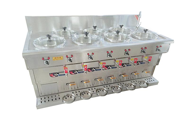 七锅电热饺子锅